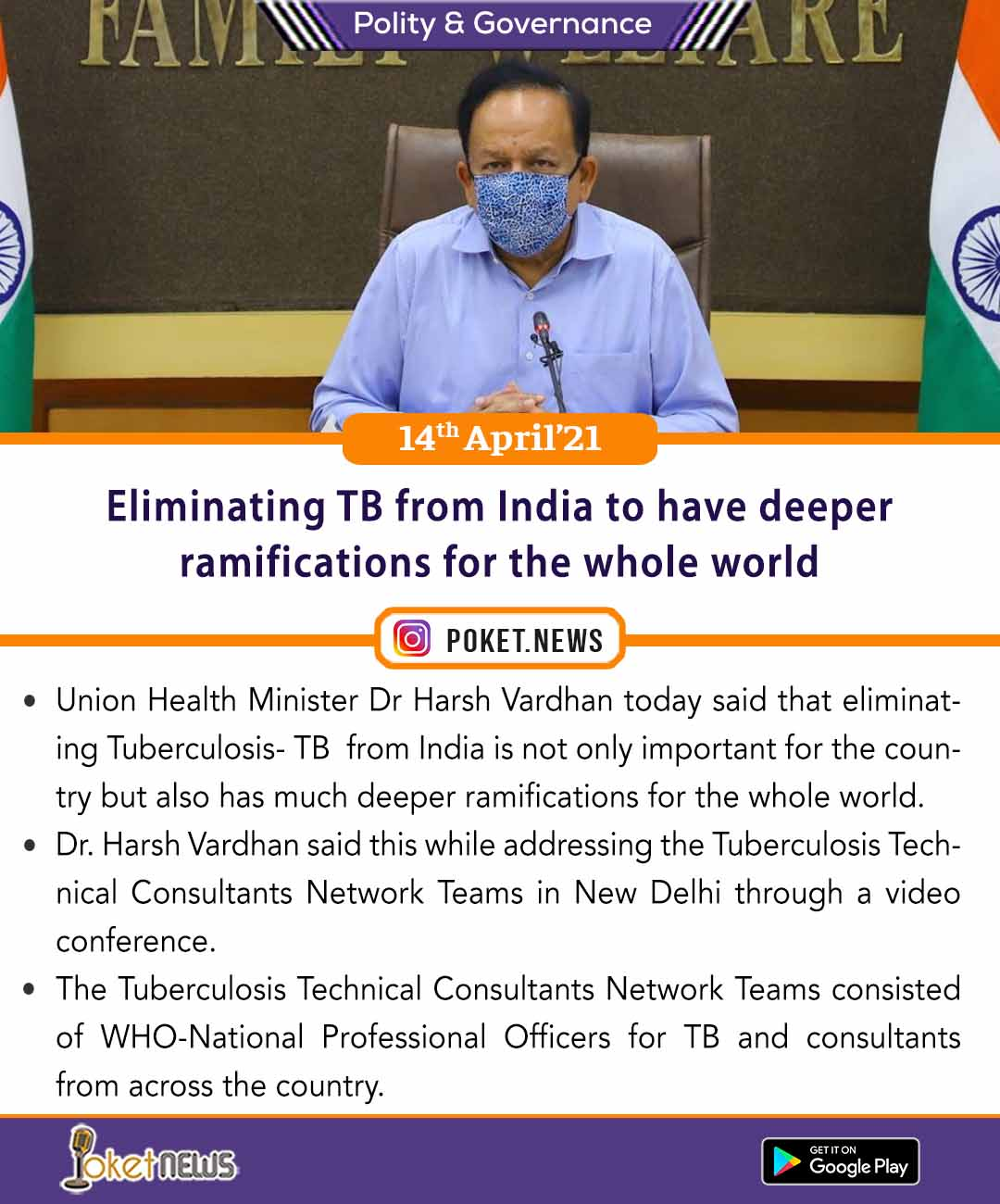 Eliminating TB from India to have deeper ramifications for the whole world